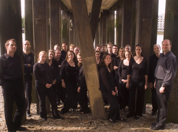 Stephen Layton Polyphony conductor choral