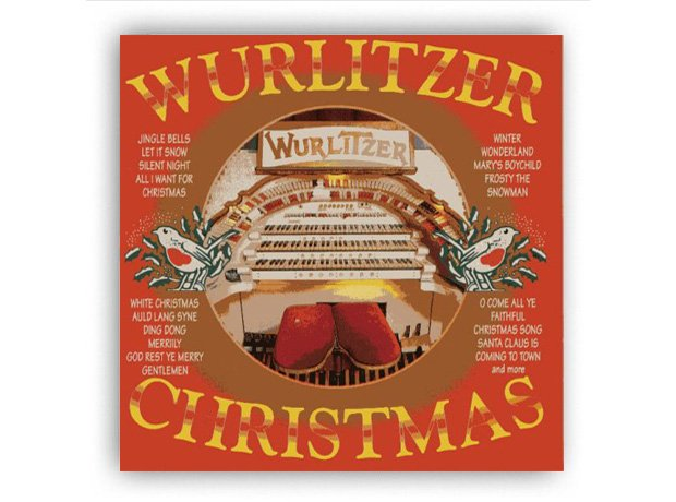 bad christmas album cover