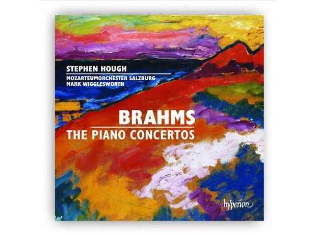 Stephen Hough Brahms Piano Concertos