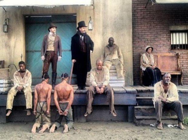 12 years a slave Hans Zimmer Cumberbatch Pitt