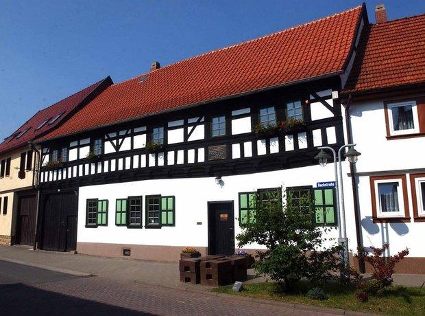Bach stammhaus Wechmar