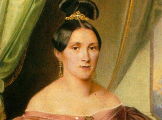 Maria Anna Streim wife Johann Strauss I