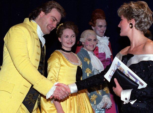 Bryn Terfel Princess Diana