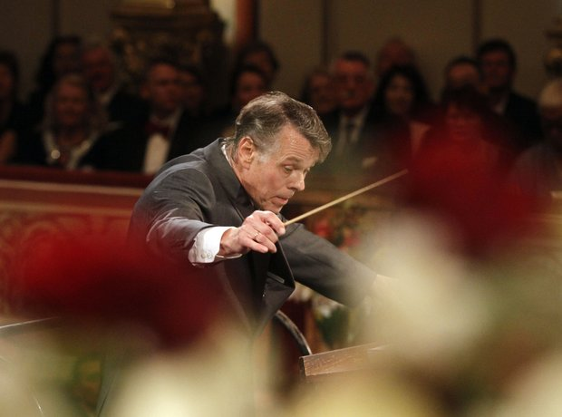 Mariss Jansons Pittsburgh conductor