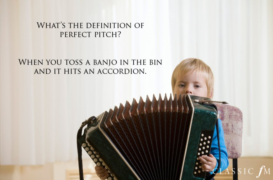 Classical music jokes