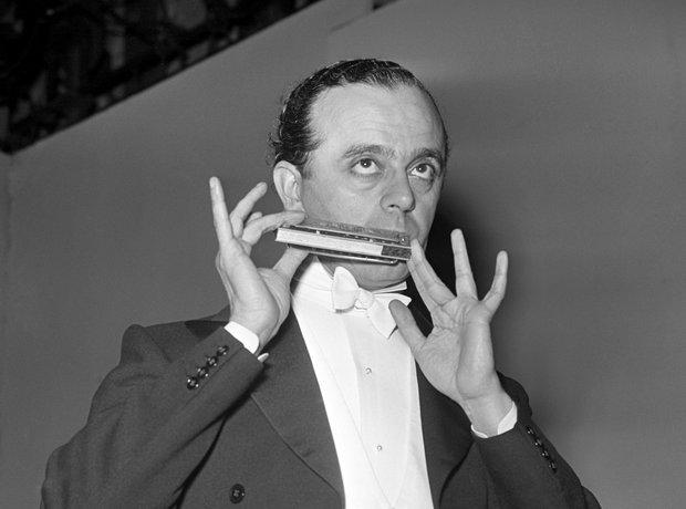 Larry Adler Harmonica centenary 2014