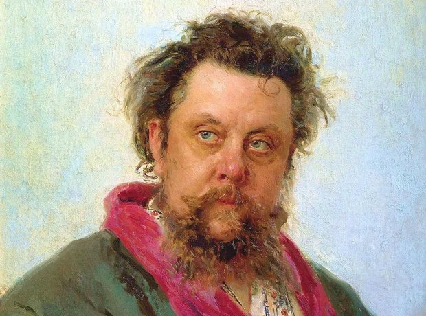 Modest Mussorgsky Russian composer