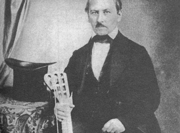 Napoleon Coste guitarist