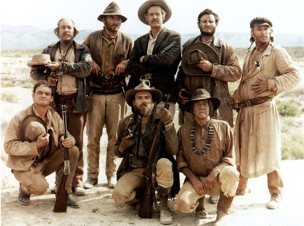 Wild Bunch Peckinpah Fielding