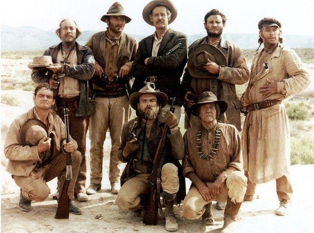 Wild Bunch Peckinpah Fielding
