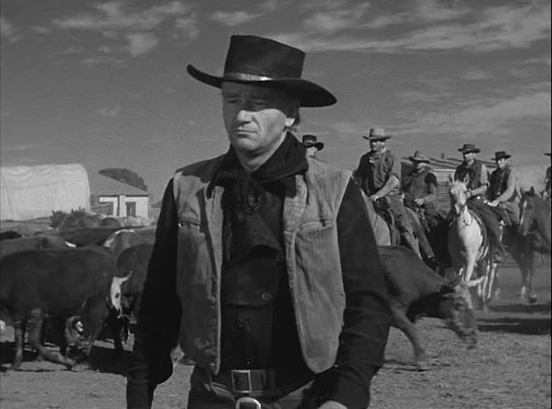 Red River Tiomkin John Wayne