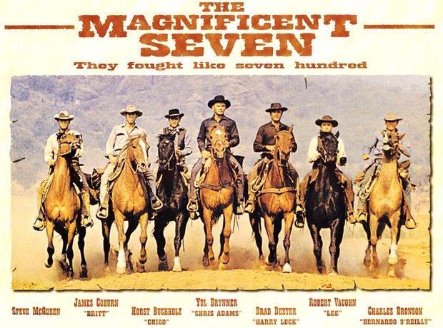 Magnificent Seven Elmer Bernstein