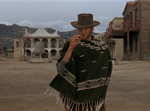 Fistful Dollars Morricone Eastwood