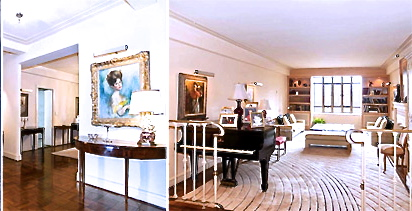 Gershwin apartment Central Park New York