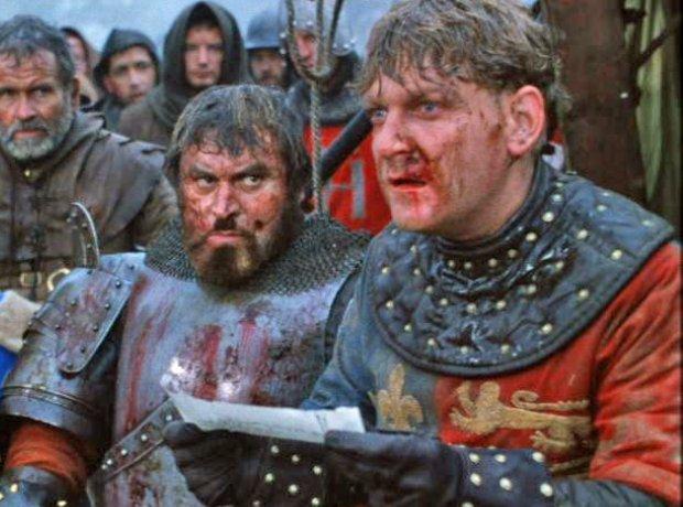 Henry V Branagh Brian Blessed Patrick Doyle