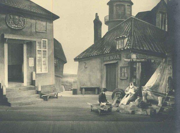 Peter Grimes 1945 Sadlers Wells