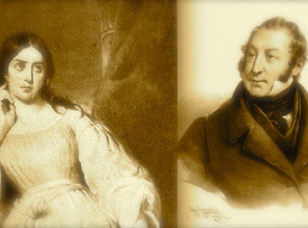 Gioachino Rossini Isabella Colbran