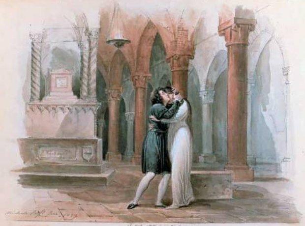 Romeo and Juliet Vaccai opera Giulietta e Romeo