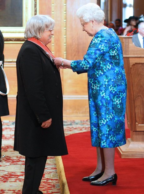 Karl Jenkins HM The Queen Windsor Castle composer CBE