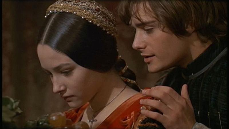 Romeo and Juliet Olivia Hussey Rota Zeffirelli Our