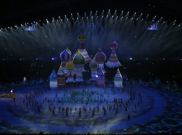 Winter Olympics Sochi 2014: Opening Ceremony