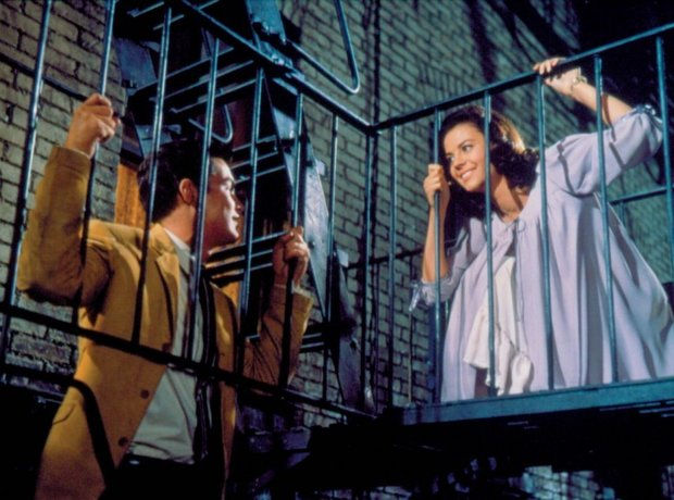 Romeo and Juliet West Side Story Natalie Wood Rich