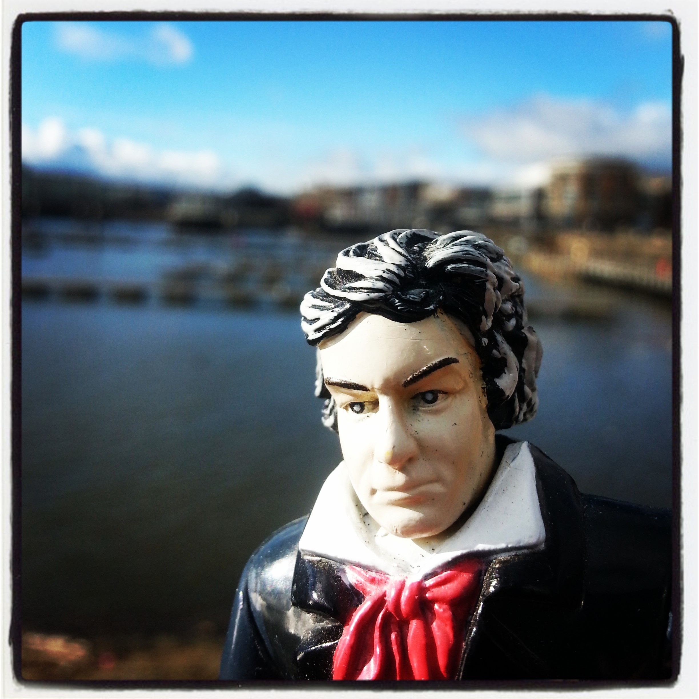 Beethoven in Cardiff