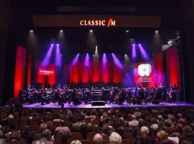 Classic FM Live 2014 in Cardiff