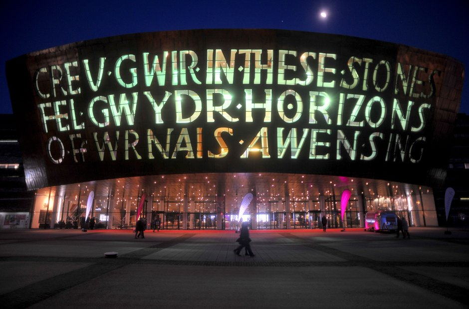 Classic FM live 2014 Wales Millennium Ce