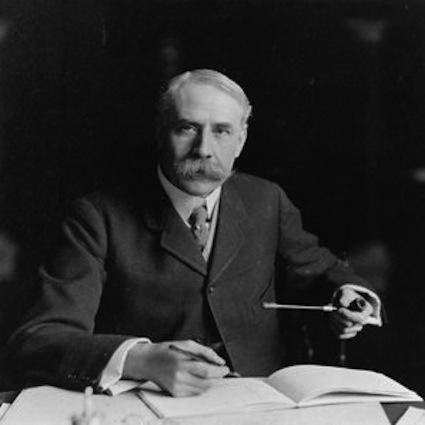 Elgar composer writer