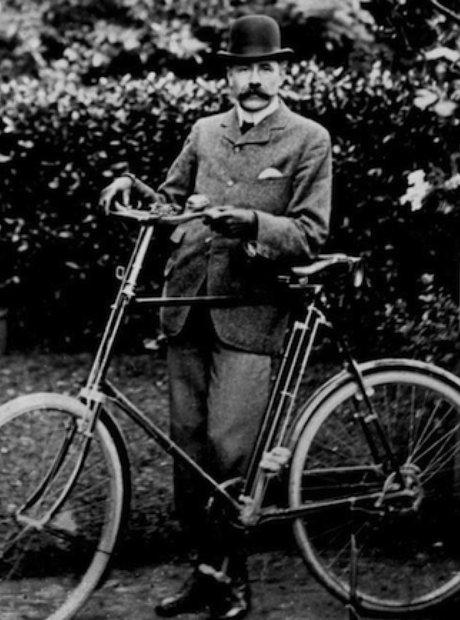 Elgar bike