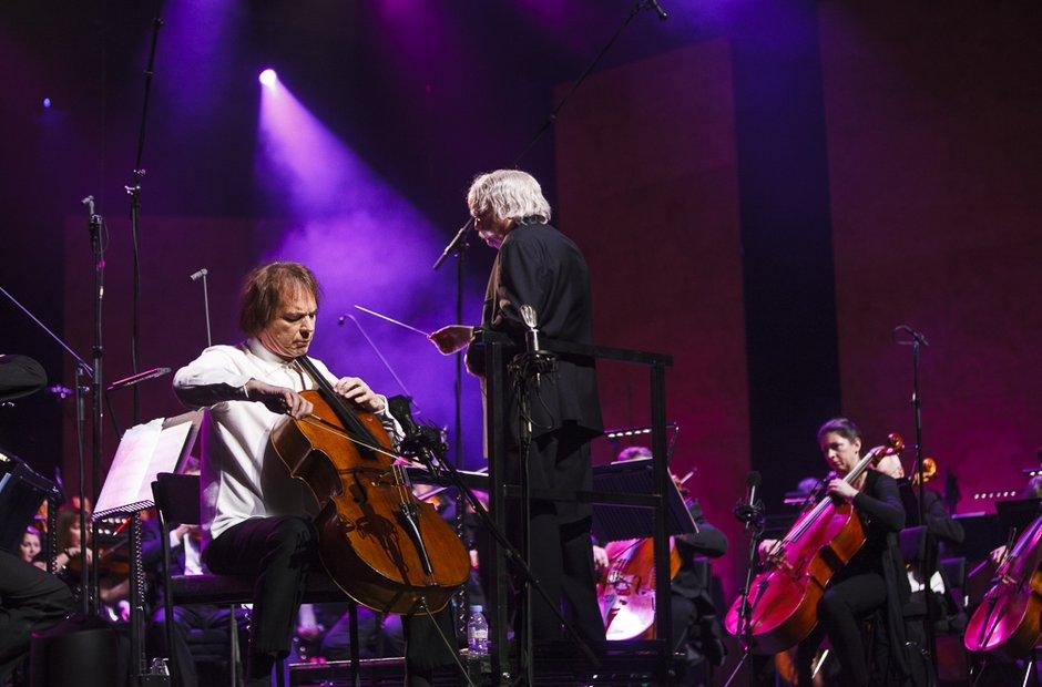 Julian Lloyd Webber Classic FM live in Cardiff du