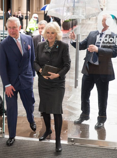 Prince Charles and The Duchess of Cornwall Global