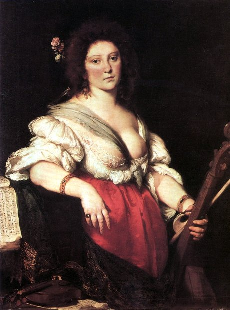 Barbara Strozzi woman composer