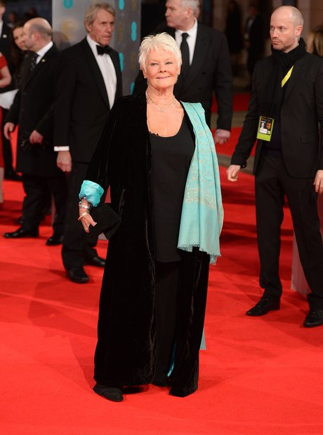 BAFTAs red carpet 2014