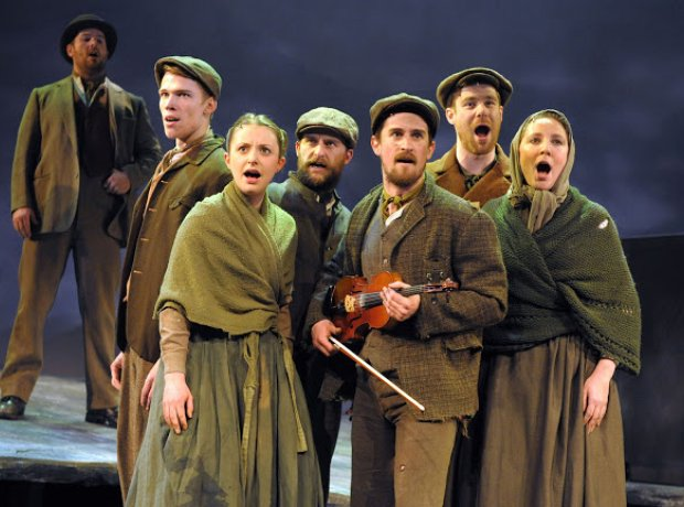 Hired Man Goodall Bragg musical