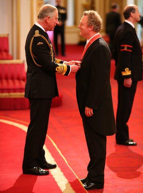 Howard Goodall CBE Prince Charles