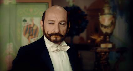 Hugo Ben Kingsley Scorsese