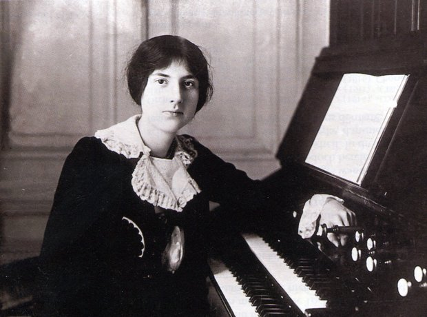 Lili Boulanger woman composer