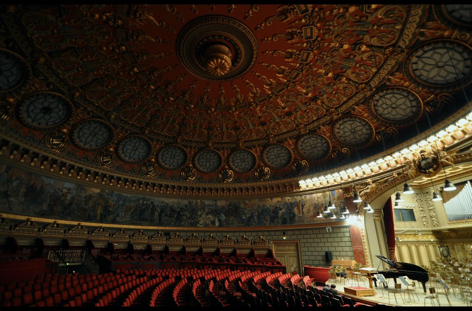 Inside the world's most beautiful concert halls