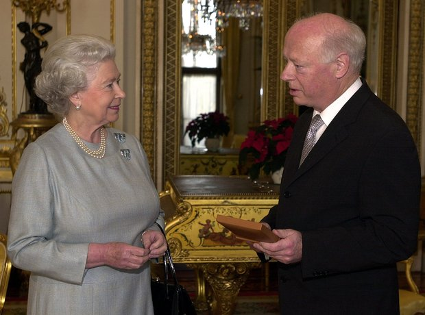 Bernard Haitink Queen Knighthood Companion Honour