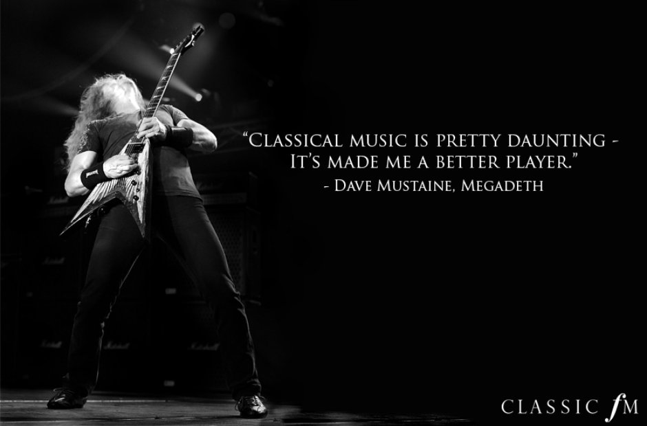 Classical Music Quotes From Rock Musicians Classic Fm