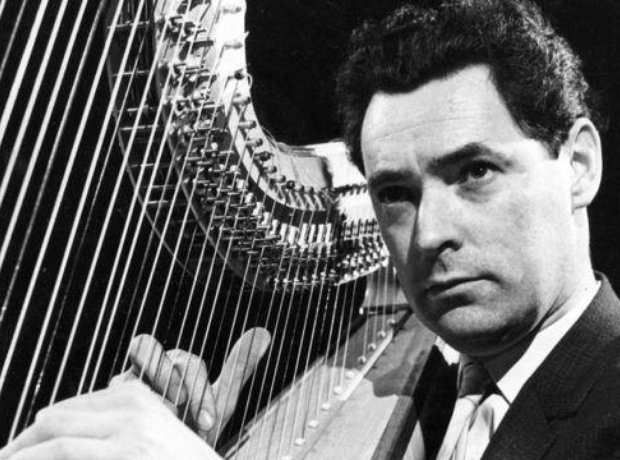 Osian Ellis harp harpist Welsh