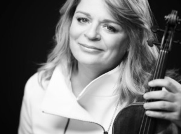 Angele Dubeau violinist Order Canada