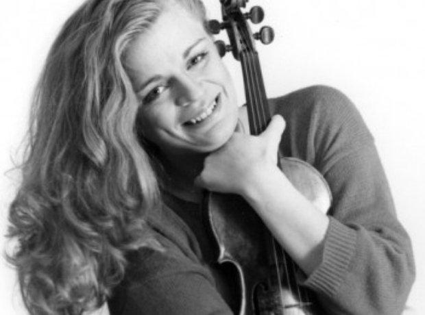 Angele Dubeau violinist radio broadcaster