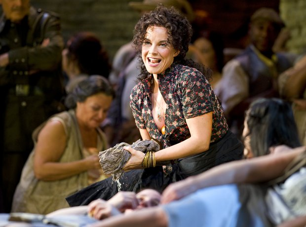 Carmen Prosper Merimee Elina Garanca Metropolitan Opera