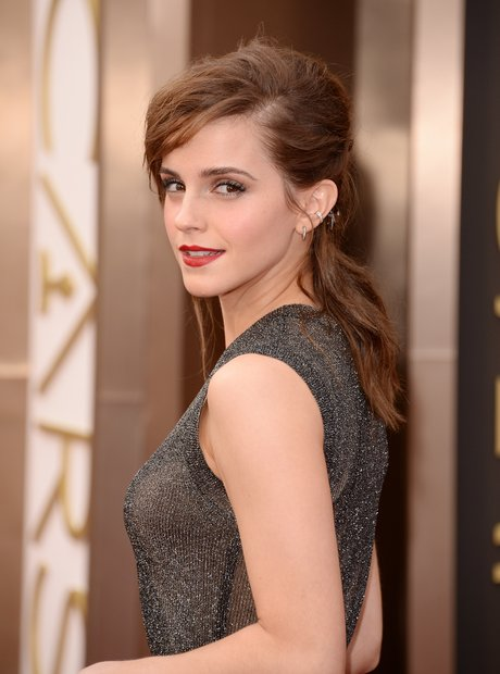 Emma Watson at the Oscars 2014