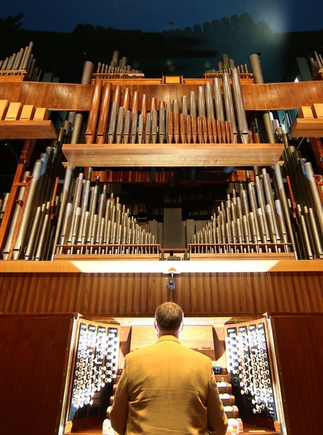 Royal Festival Hall Organ restoration