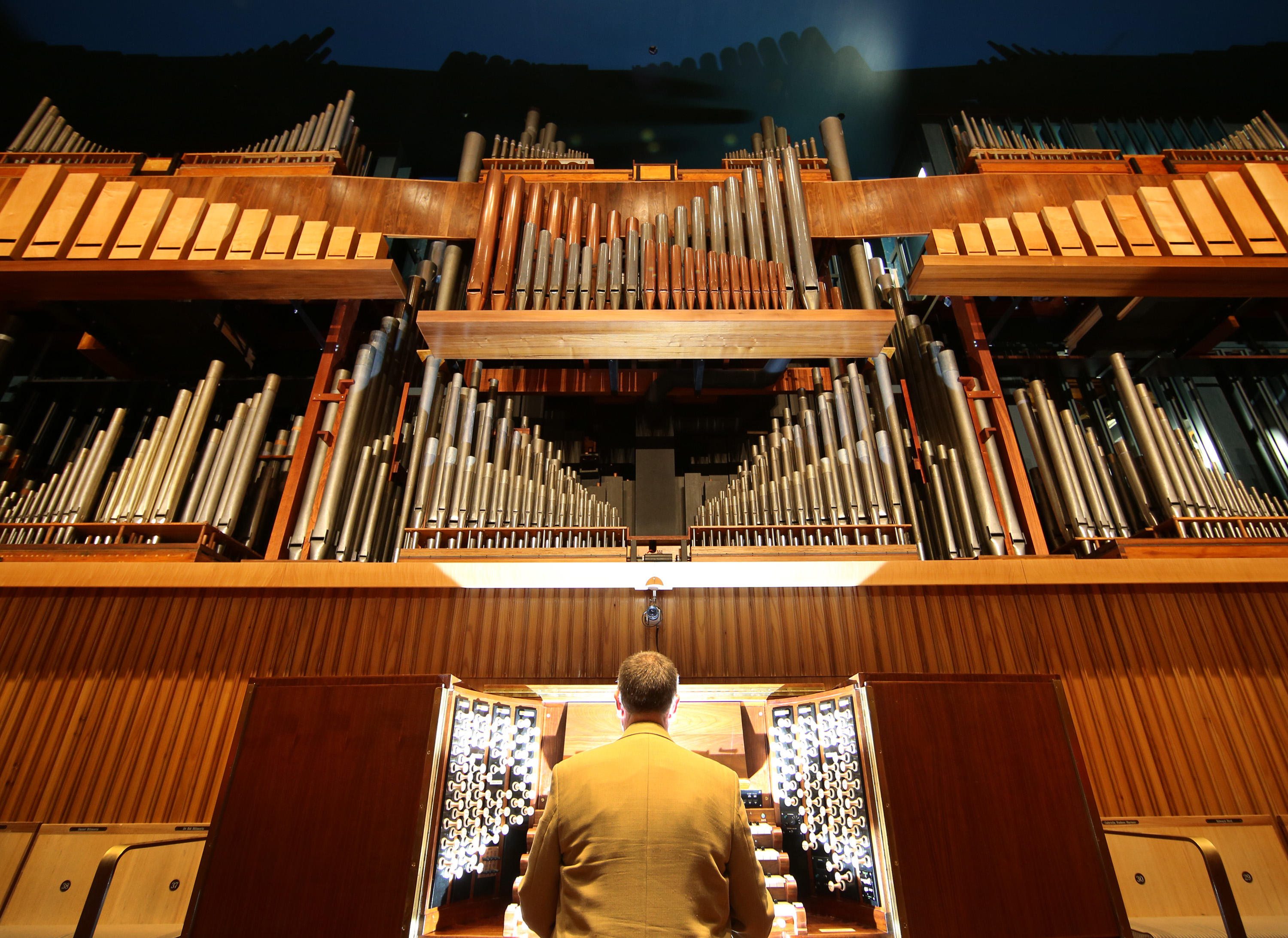 Royal Festival Hall Organ