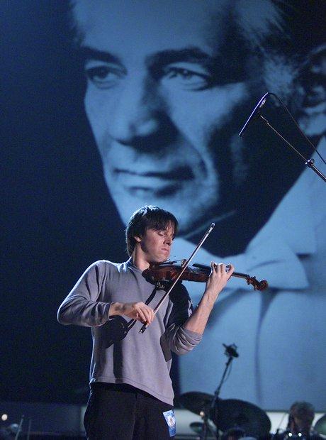 Joshua Bell violinist Bernstein